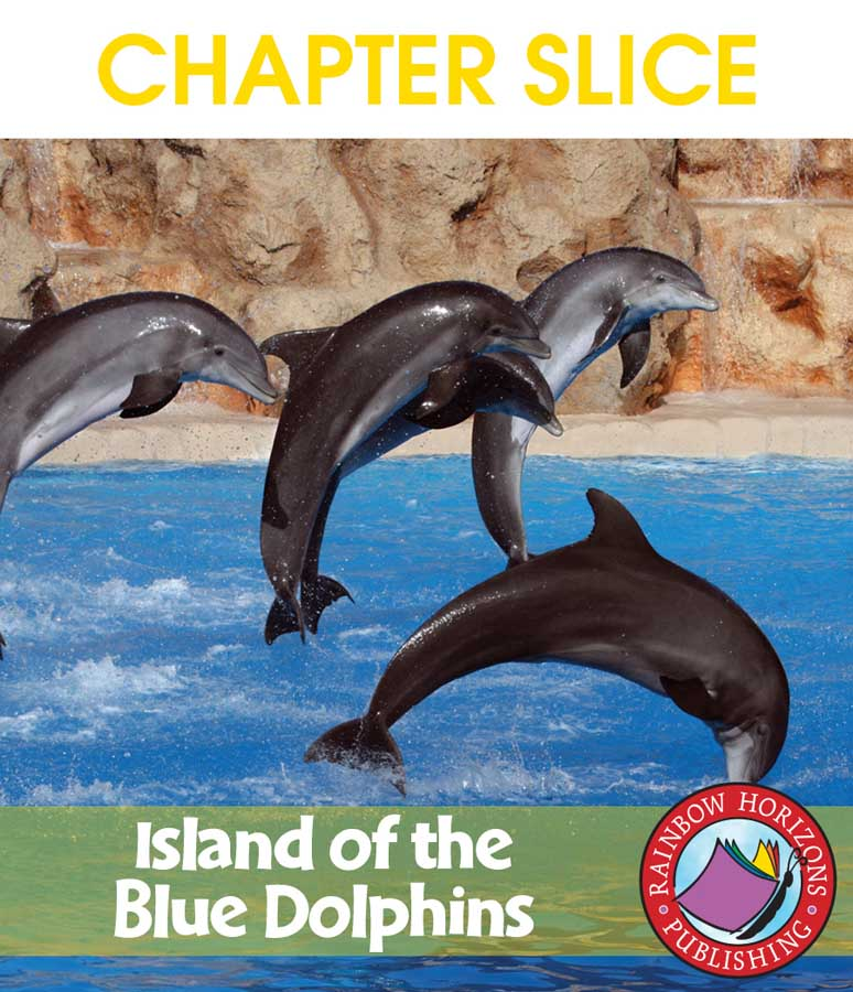Island of the Blue Dolphins (Novel Study) Gr. 5-6 - CHAPTER SLICE - eBook