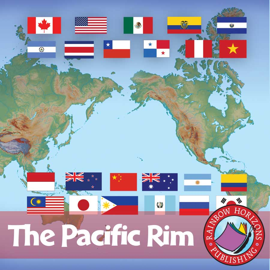 The Pacific Rim Gr. 4-6 - eBook