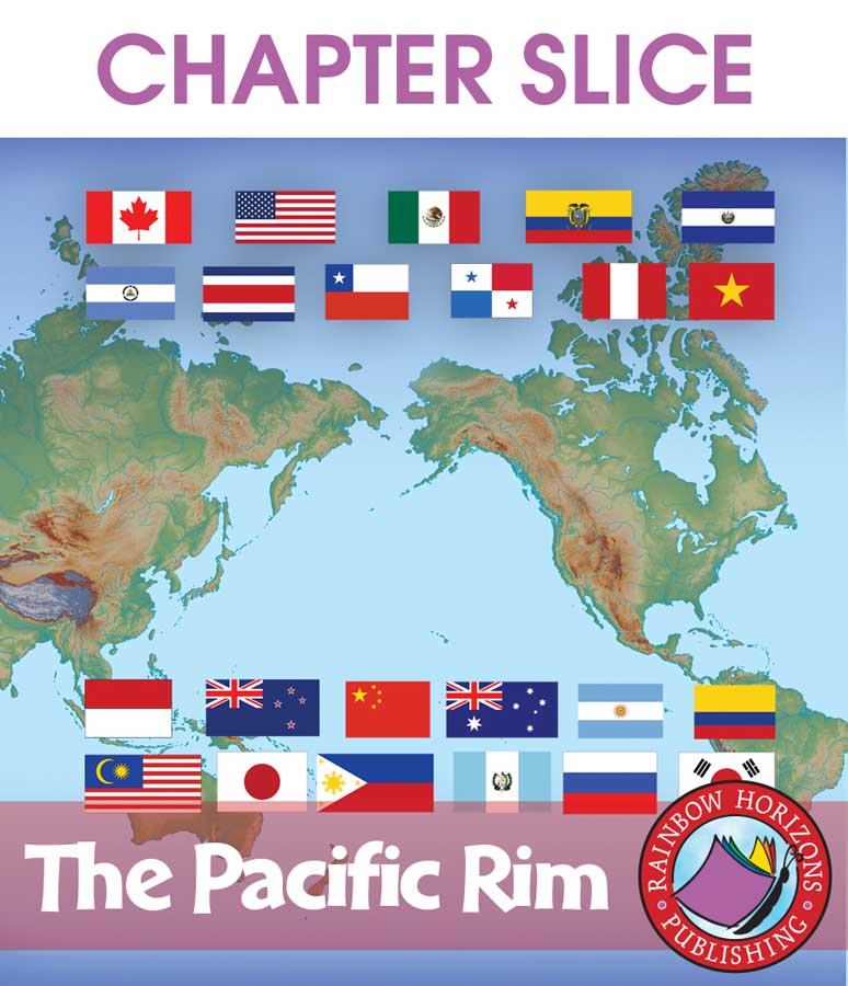 The Pacific Rim Gr. 4-6 - CHAPTER SLICE - eBook
