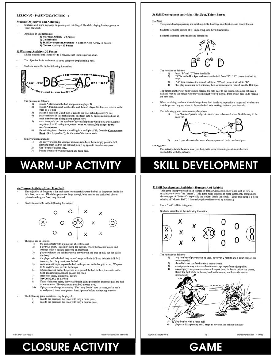 Team Handball Gr. 4-6 - eBook