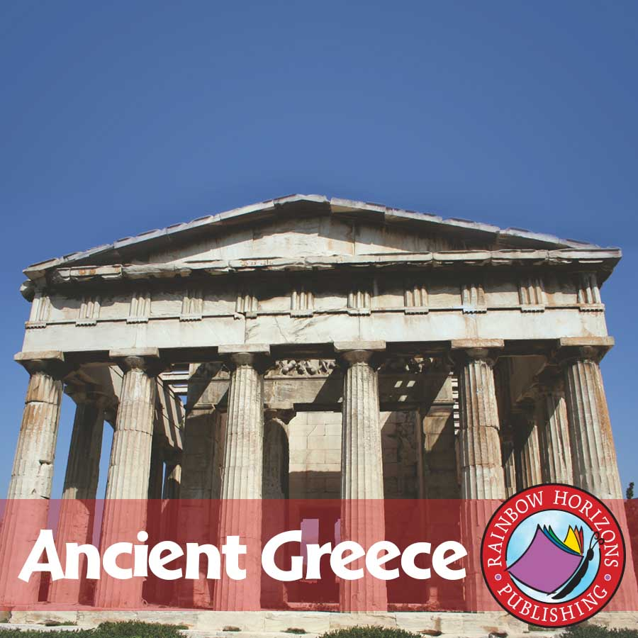 Ancient Greece Gr. 4-6 - eBook