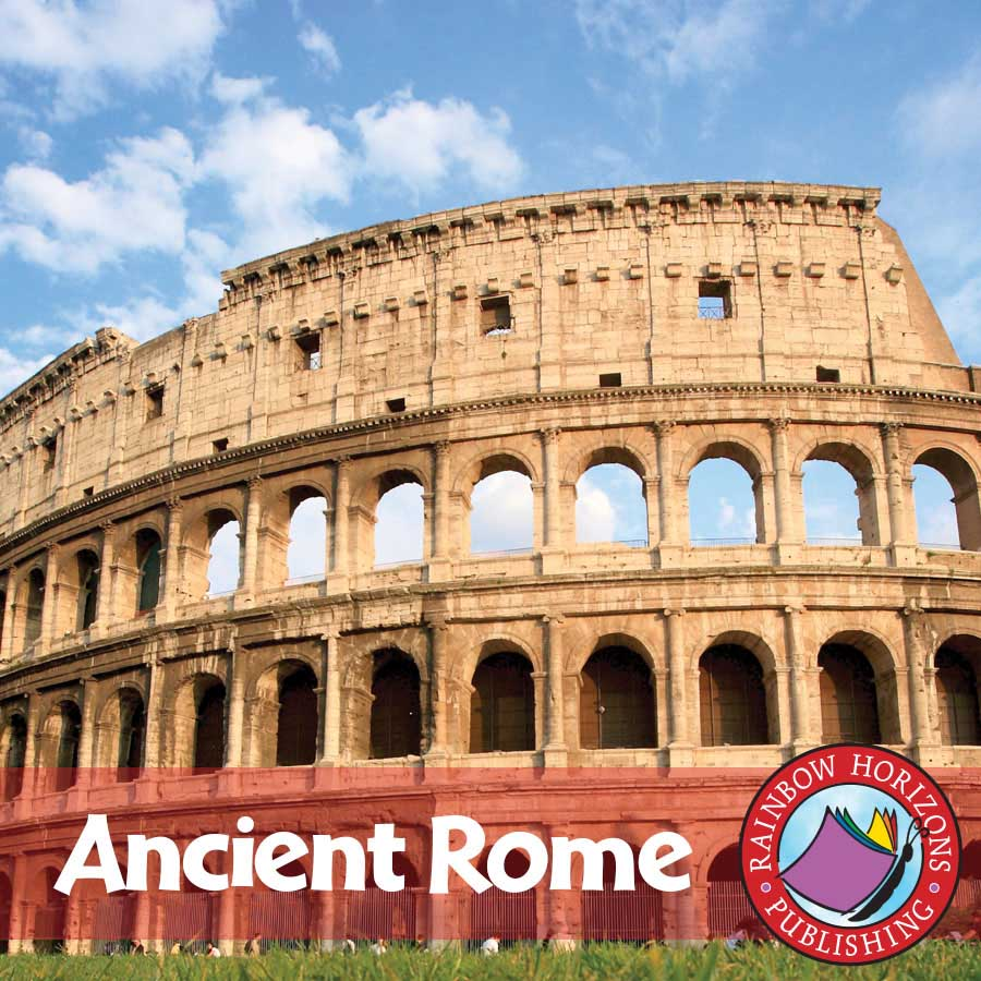 Ancient Rome Gr. 4-6 - eBook
