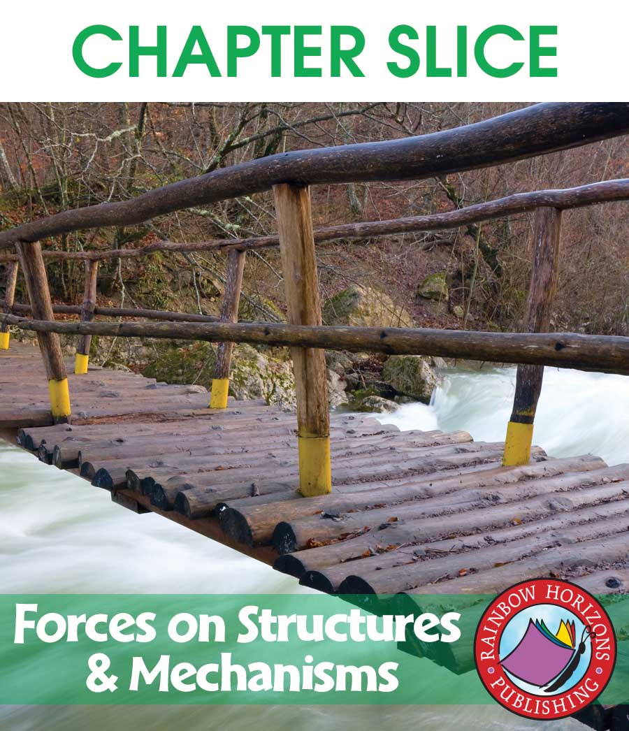 Forces On Structures Gr. 4-7 - CHAPTER SLICE - eBook