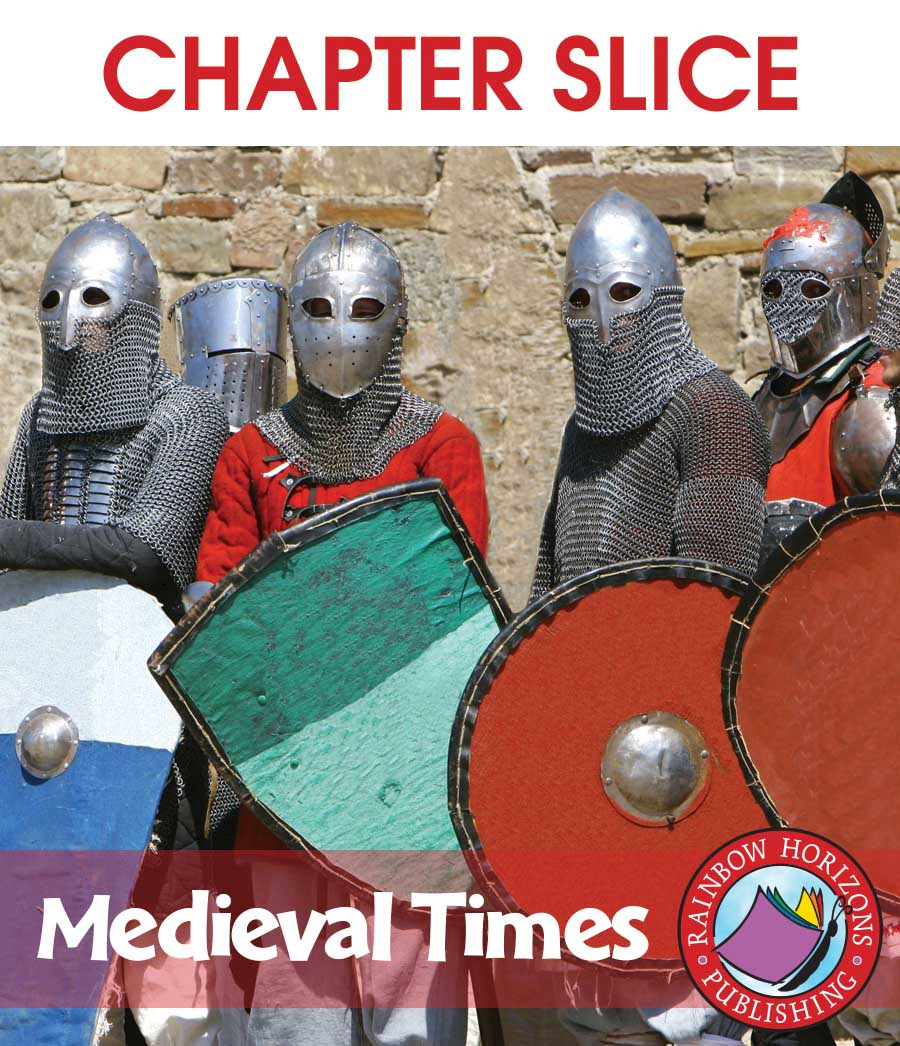 Medieval Times Gr. 4-6 - CHAPTER SLICE - eBook