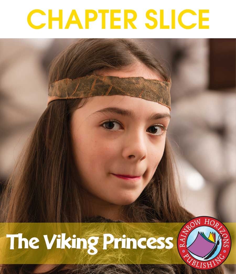 The Viking Princess (Novel Study) Gr. 5-8 - CHAPTER SLICE - eBook