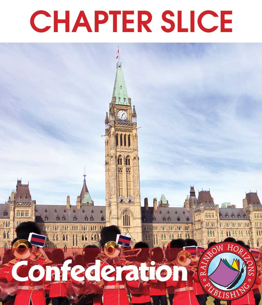 Confederation Gr. 7-8 - CHAPTER SLICE - eBook
