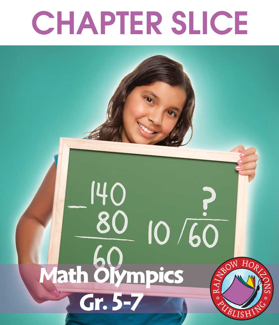 Math Olympics Gr. 5-7 - CHAPTER SLICE - eBook