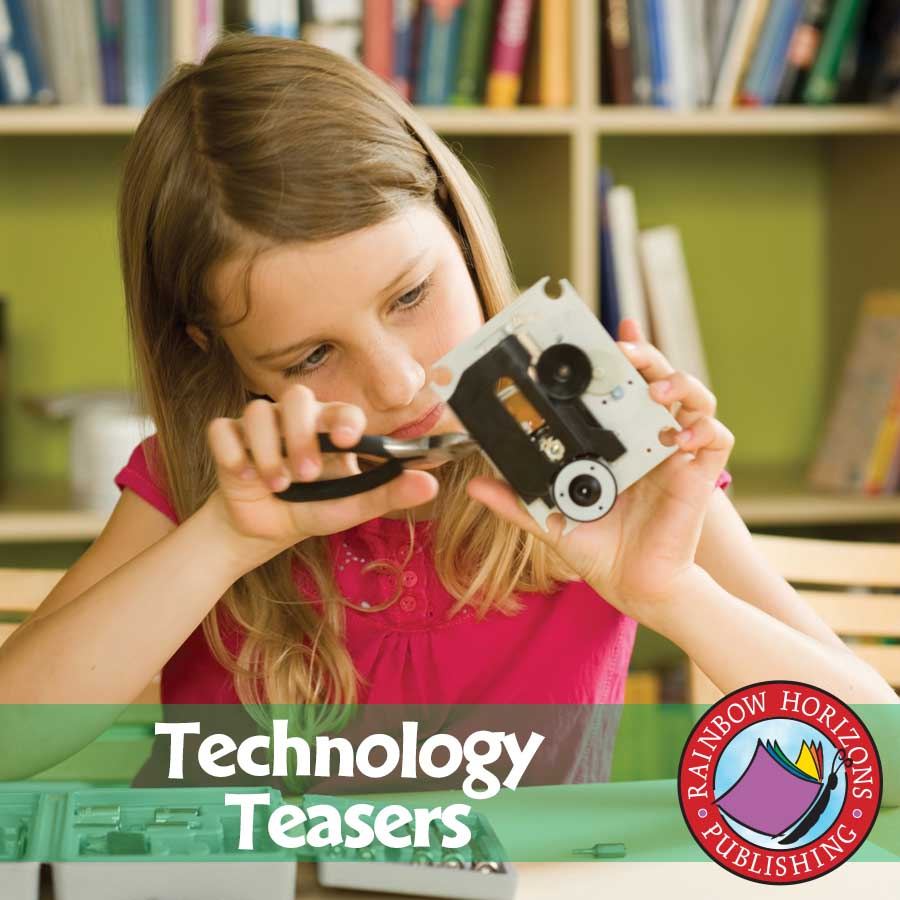 Technology Teasers Gr. 4-5 - eBook
