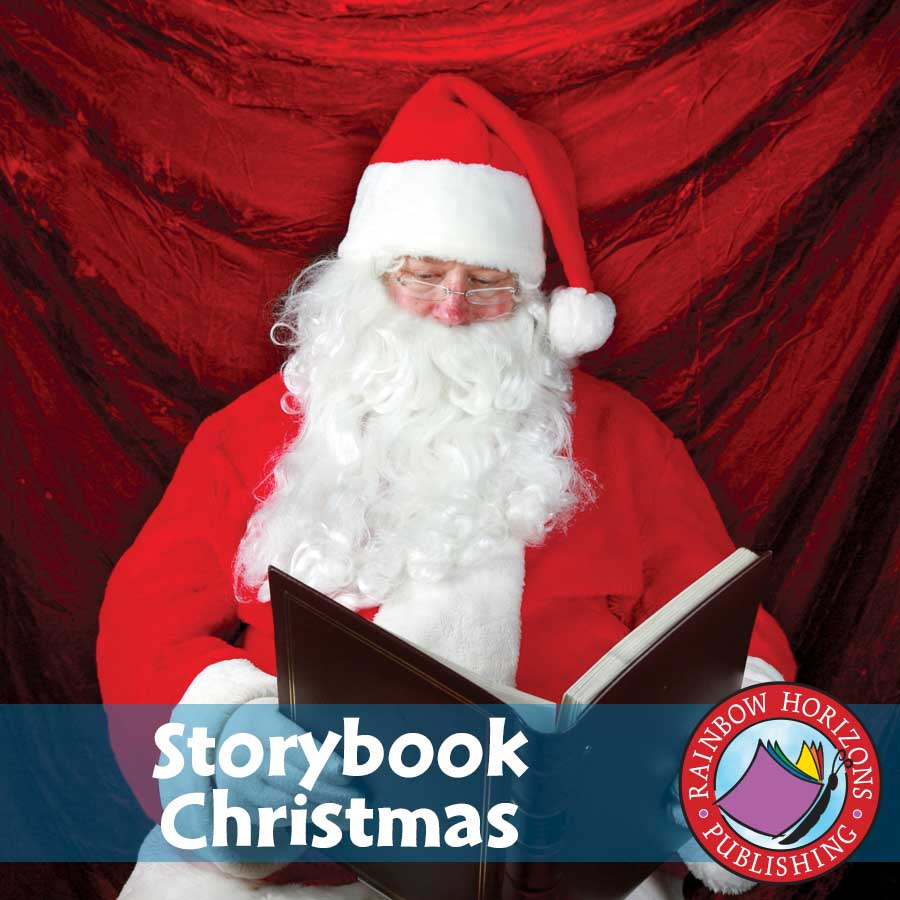 Storybook Christmas Gr. PK-8 - eBook