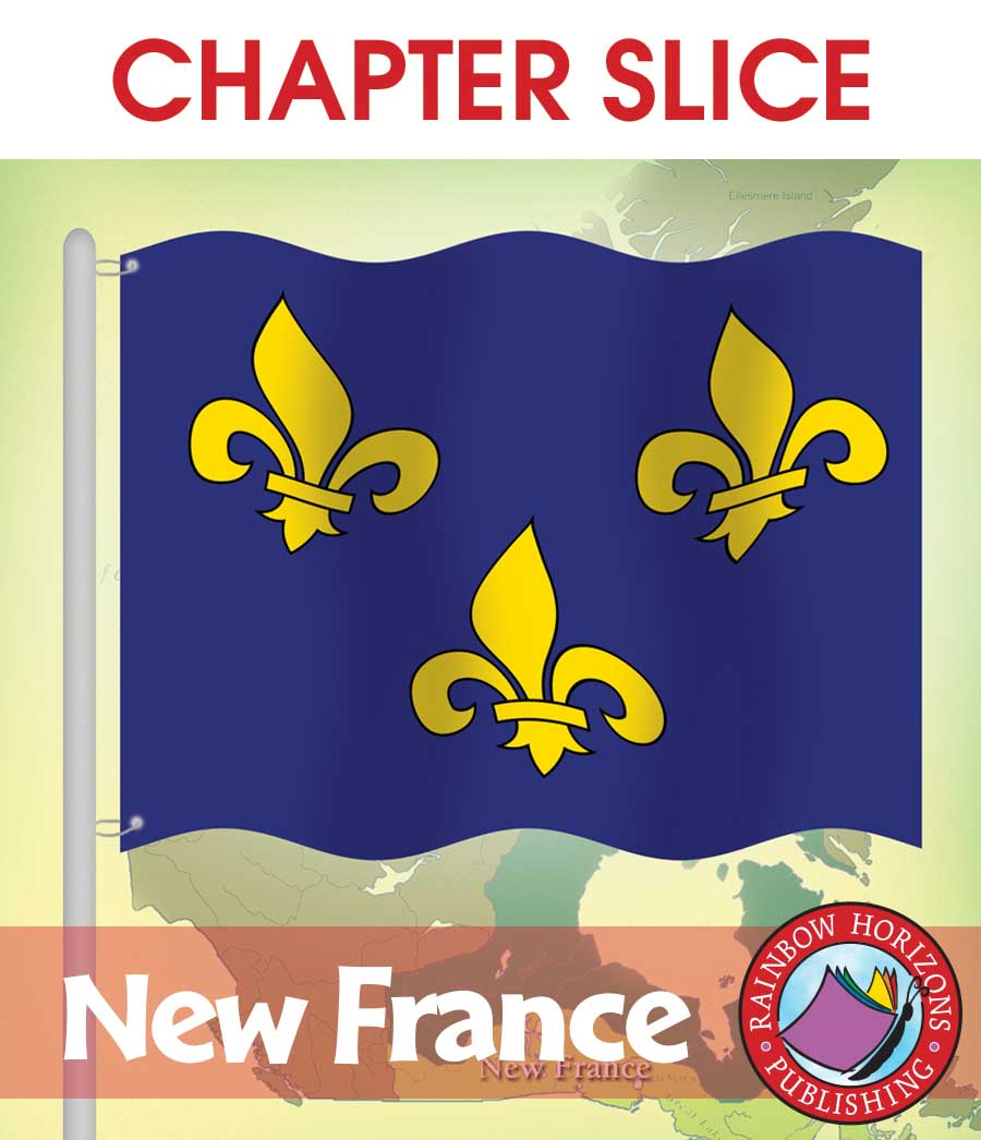 New France Gr. 7-8 - CHAPTER SLICE - eBook