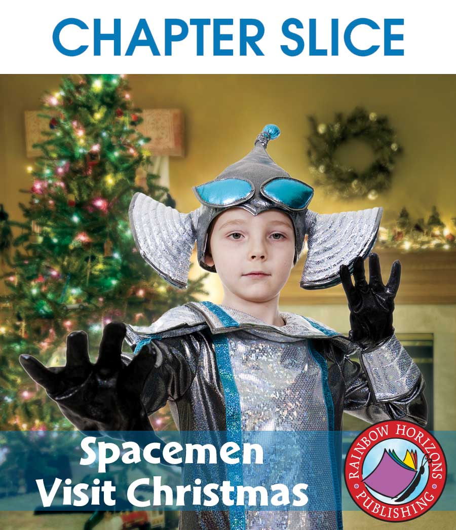Spacemen Visit Christmas Gr. PK-8 - CHAPTER SLICE - eBook