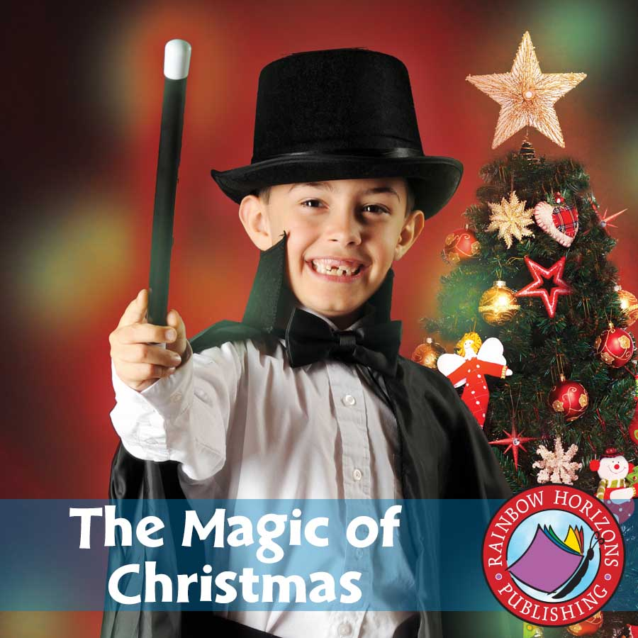 The Magic of Christmas Gr. PK-8 - eBook
