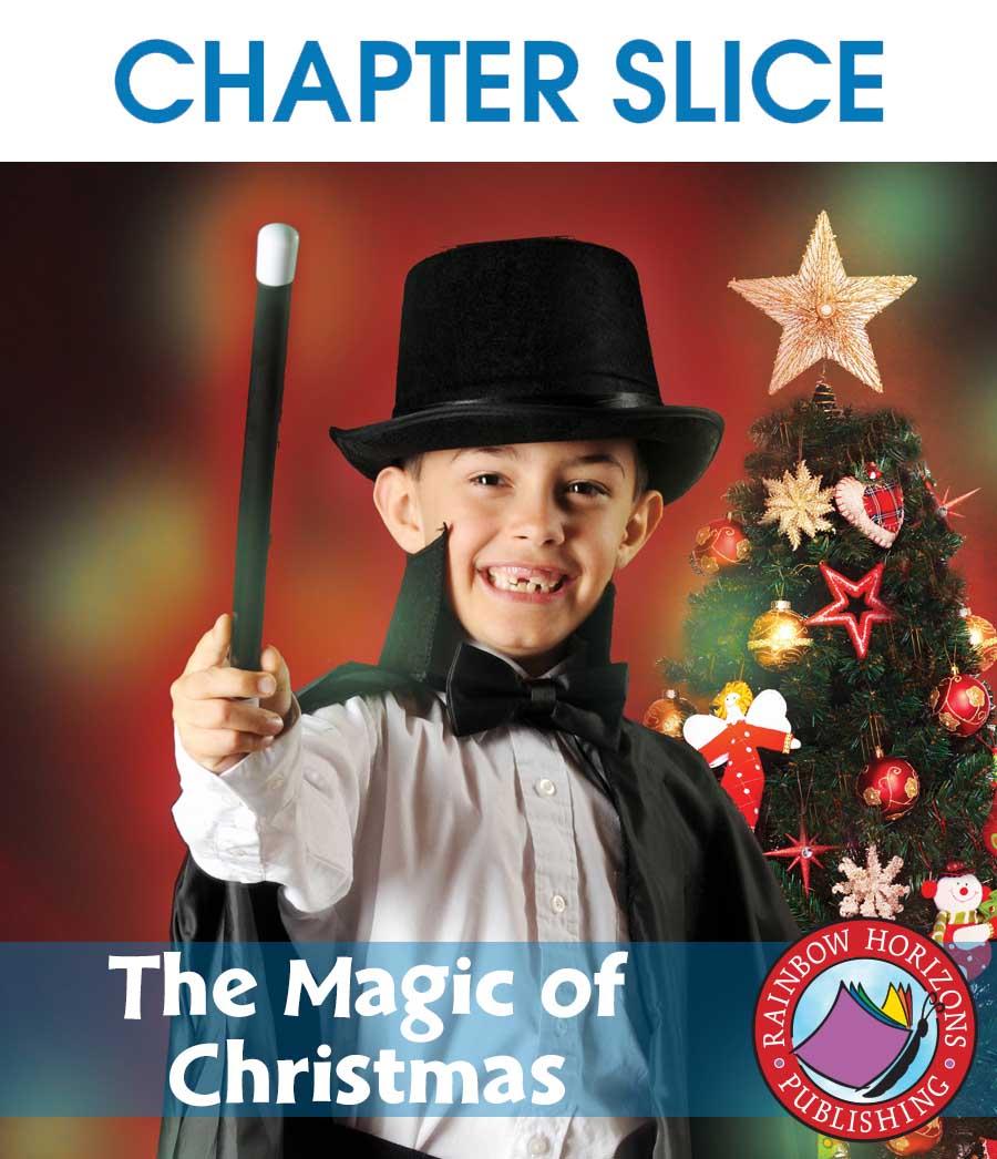 The Magic of Christmas Gr. PK-8 - CHAPTER SLICE - eBook