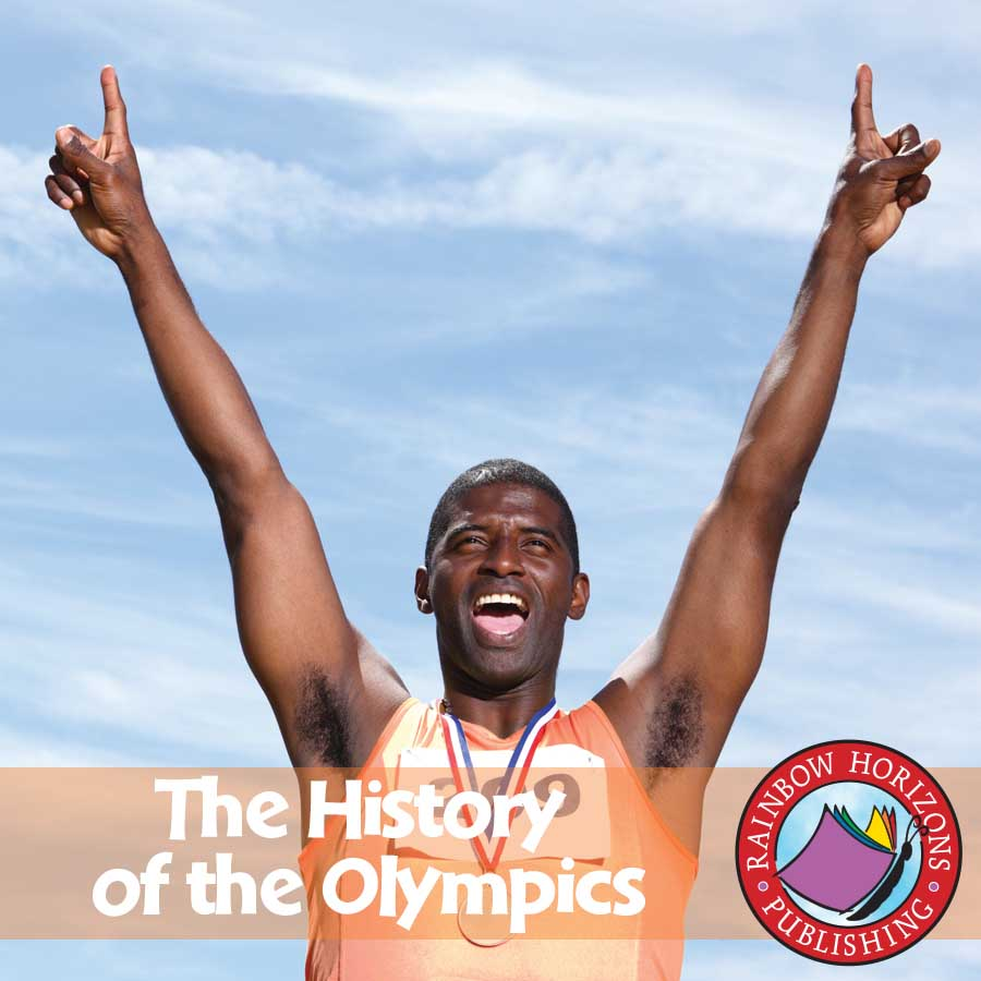 The History of the Olympics Gr. 4-6 - eBook