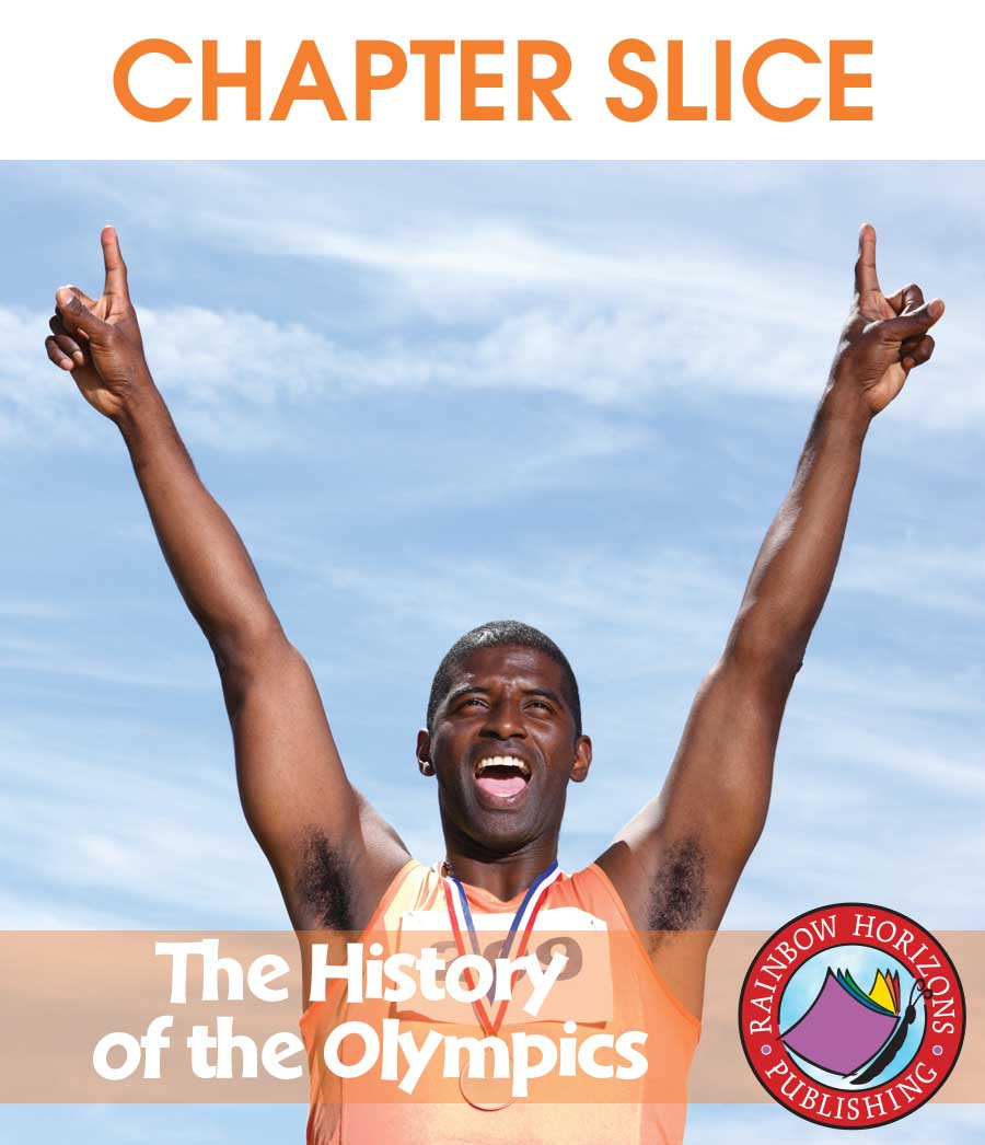 The History of the Olympics Gr. 4-6 - CHAPTER SLICE - eBook
