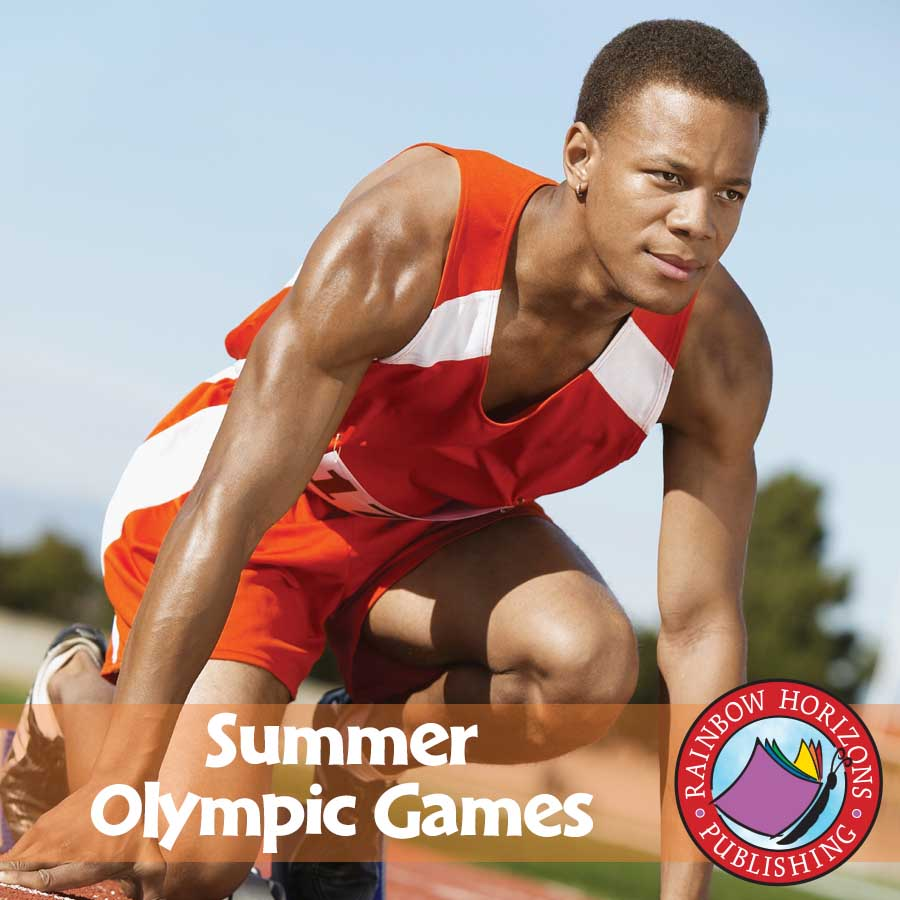 Summer Olympic Games Gr. 4-6 - eBook