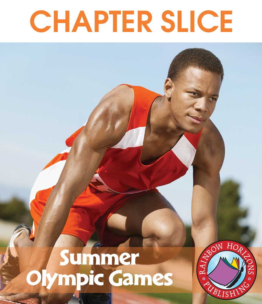 Summer Olympic Games Gr. 4-6 - CHAPTER SLICE - eBook