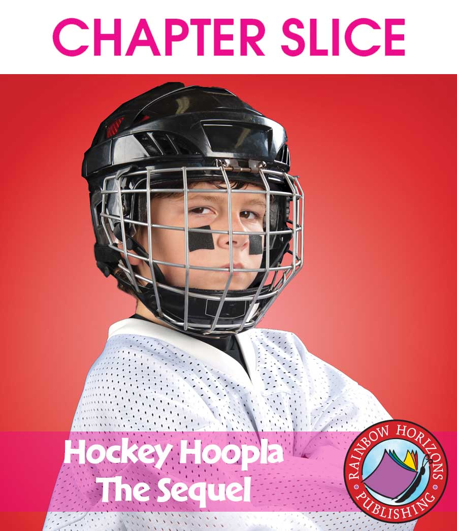 Hockey Hoopla: The Sequel Gr. 4-6 - CHAPTER SLICE - eBook