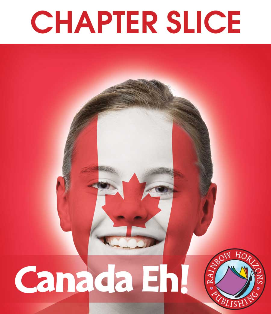 Canada Eh! Gr. 4-6 - CHAPTER SLICE - eBook