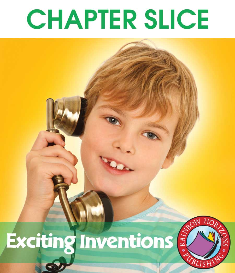 Exciting Inventions Gr. 4-8 - CHAPTER SLICE - eBook