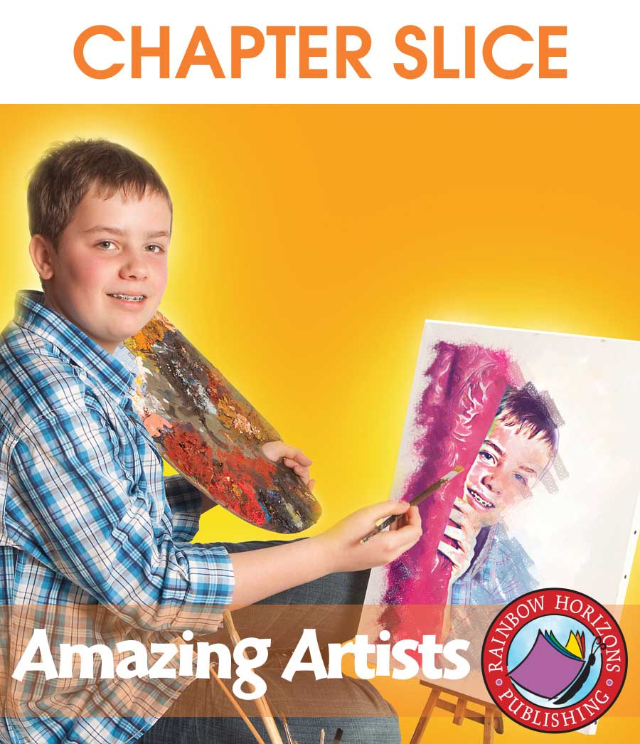 Amazing Artists Gr. 6-8 - CHAPTER SLICE - eBook
