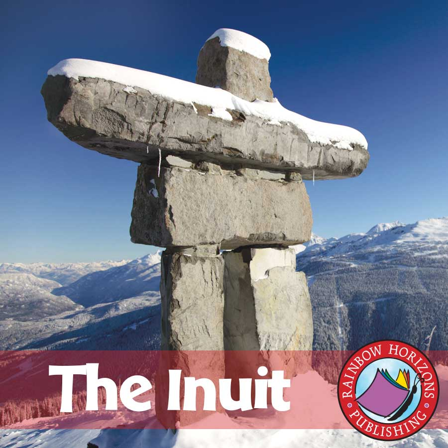The Inuit Gr. 4-6 - eBook