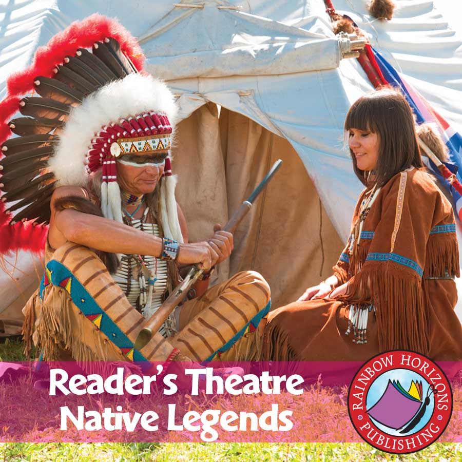 Reader's Theatre: Native Legends Gr. 4-6 - eBook