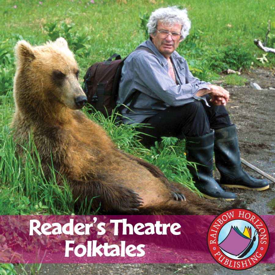 Reader's Theatre: Folktales Gr. 4-6 - eBook