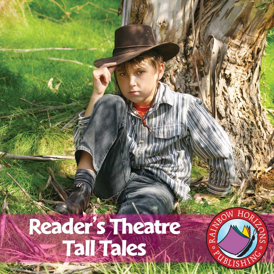 Reader's Theatre: Tall Tales Gr. 4-6 - eBook