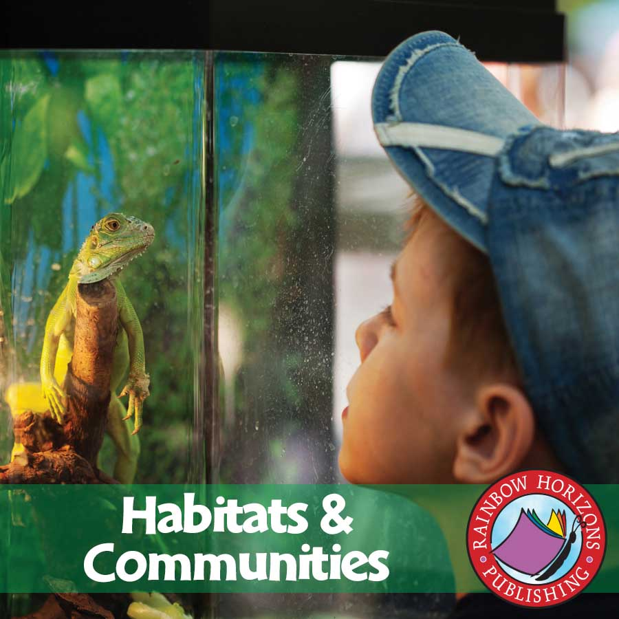 Habitats & Communities Gr. 4-6 - eBook