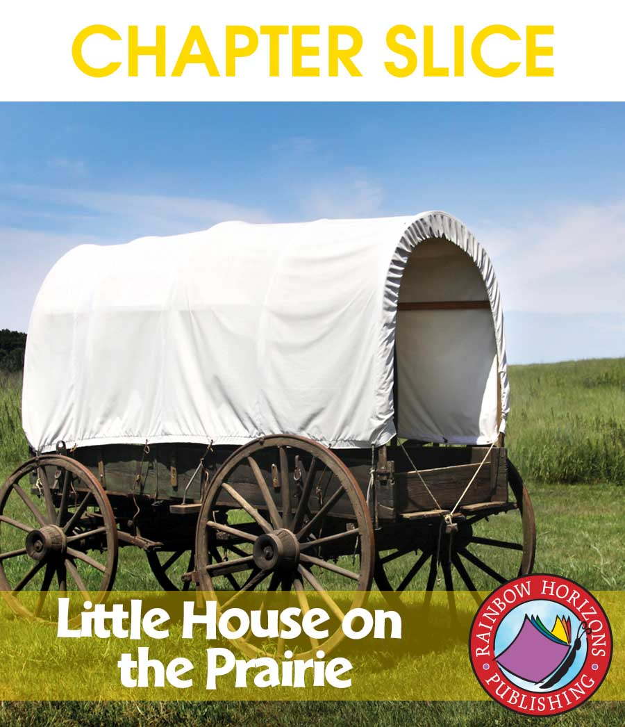 Little House on the Prairie (Novel Study) Gr. 4-7 - CHAPTER SLICE - eBook