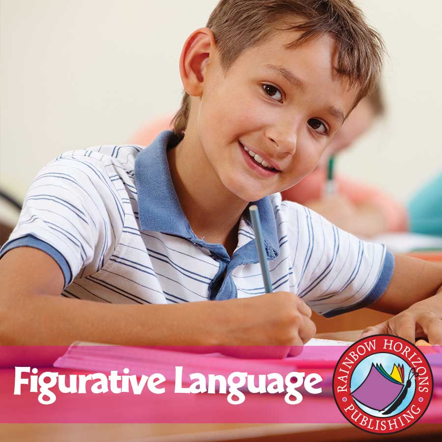 Figurative Language Gr. 4-6 - eBook