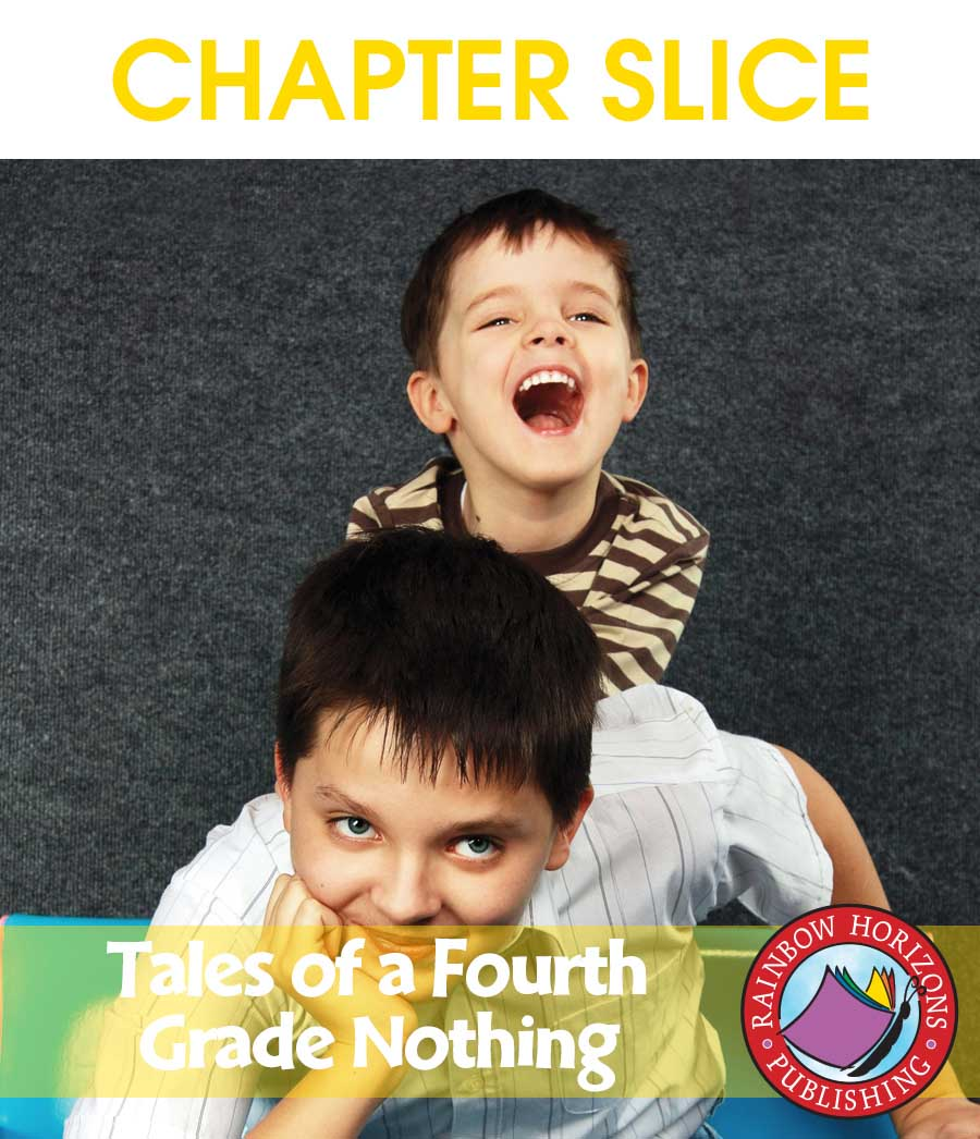 Tales of a Fourth Grade Nothing (Novel Study) Gr. 4-7 - CHAPTER SLICE - eBook