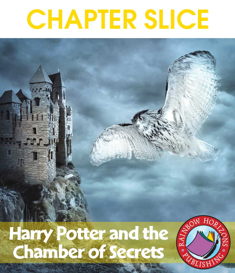 Harry Potter and the Chamber of Secrets (Novel Study) Gr. 4-8 - CHAPTER SLICE - eBook