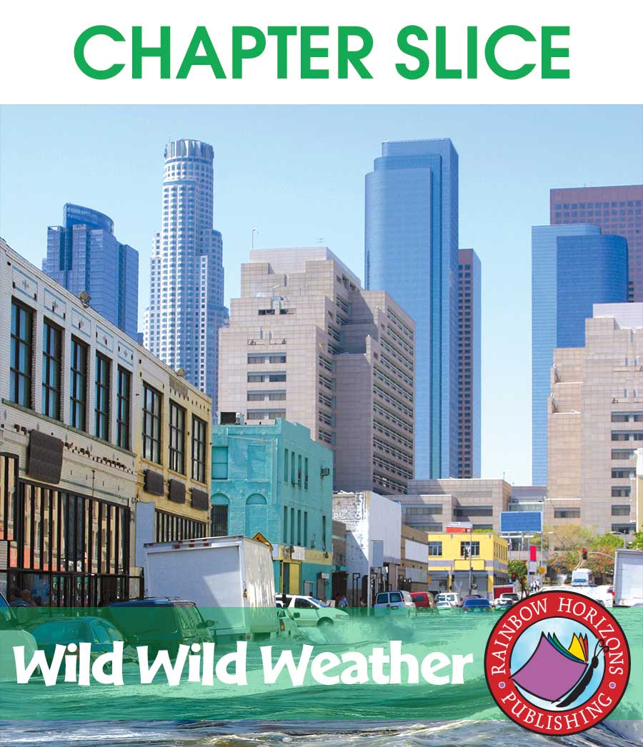 Wild Wild Weather Gr. 4-7 - CHAPTER SLICE - eBook