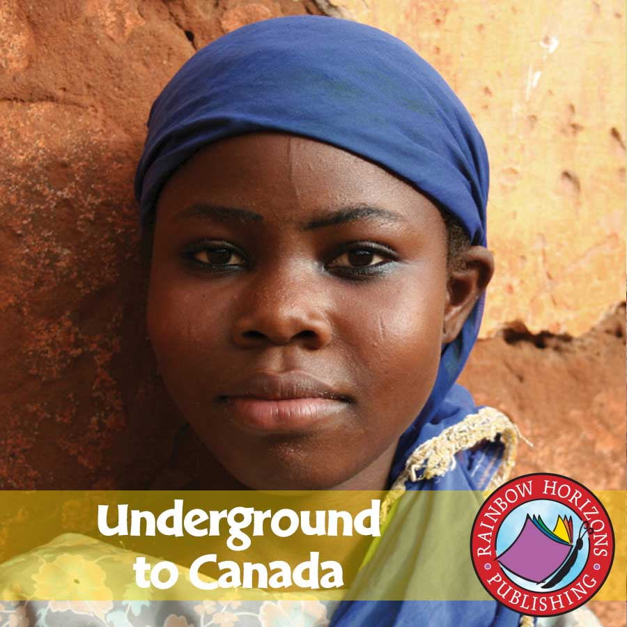 Underground to Canada (Novel Study) Gr. 4-7 - eBook
