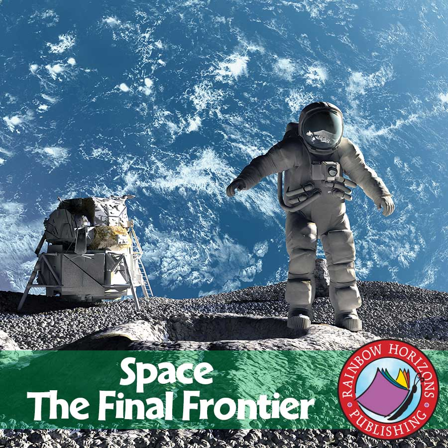 Space: The Final Frontier Gr. 4-6 - eBook