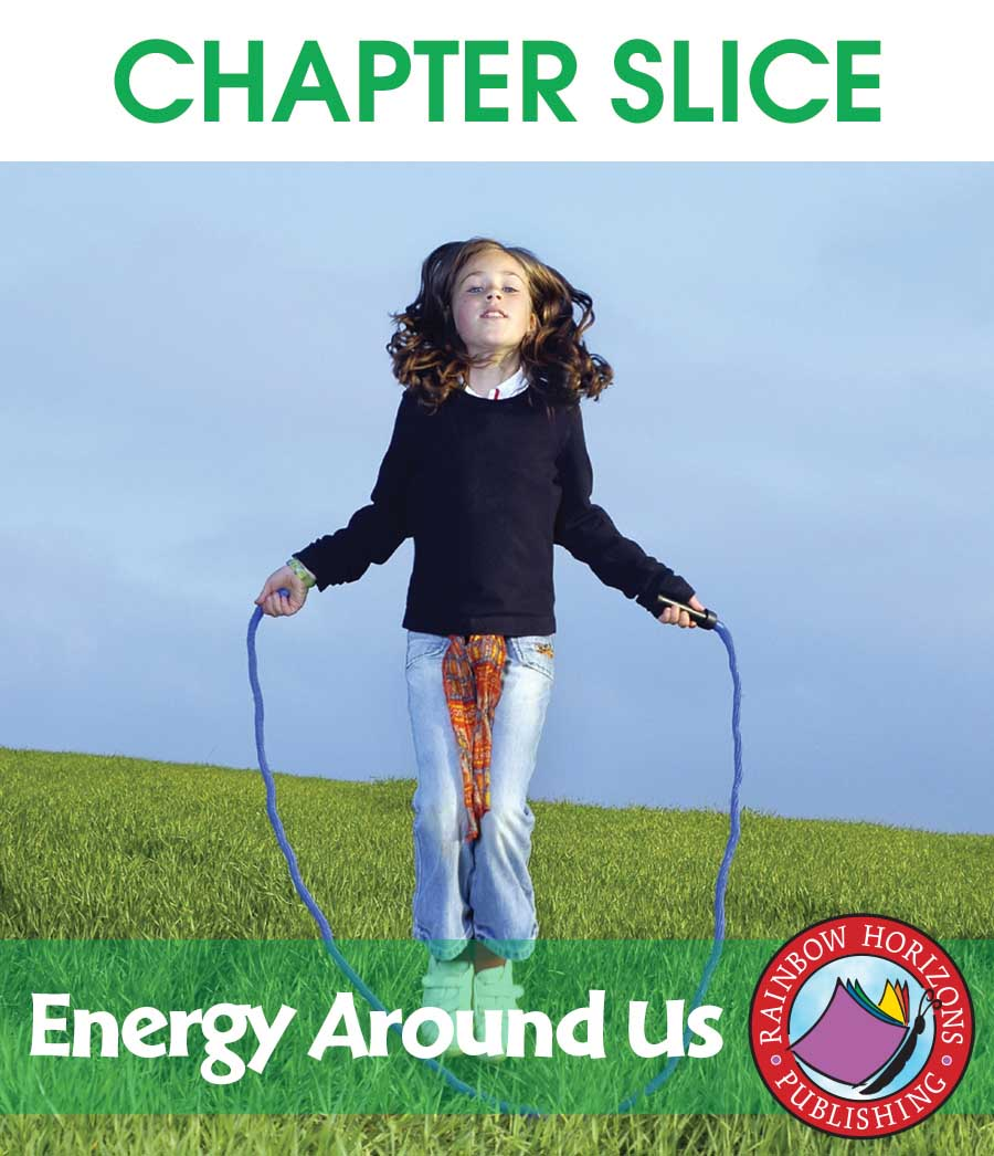 Energy Around Us Gr. 4-7 - CHAPTER SLICE - eBook