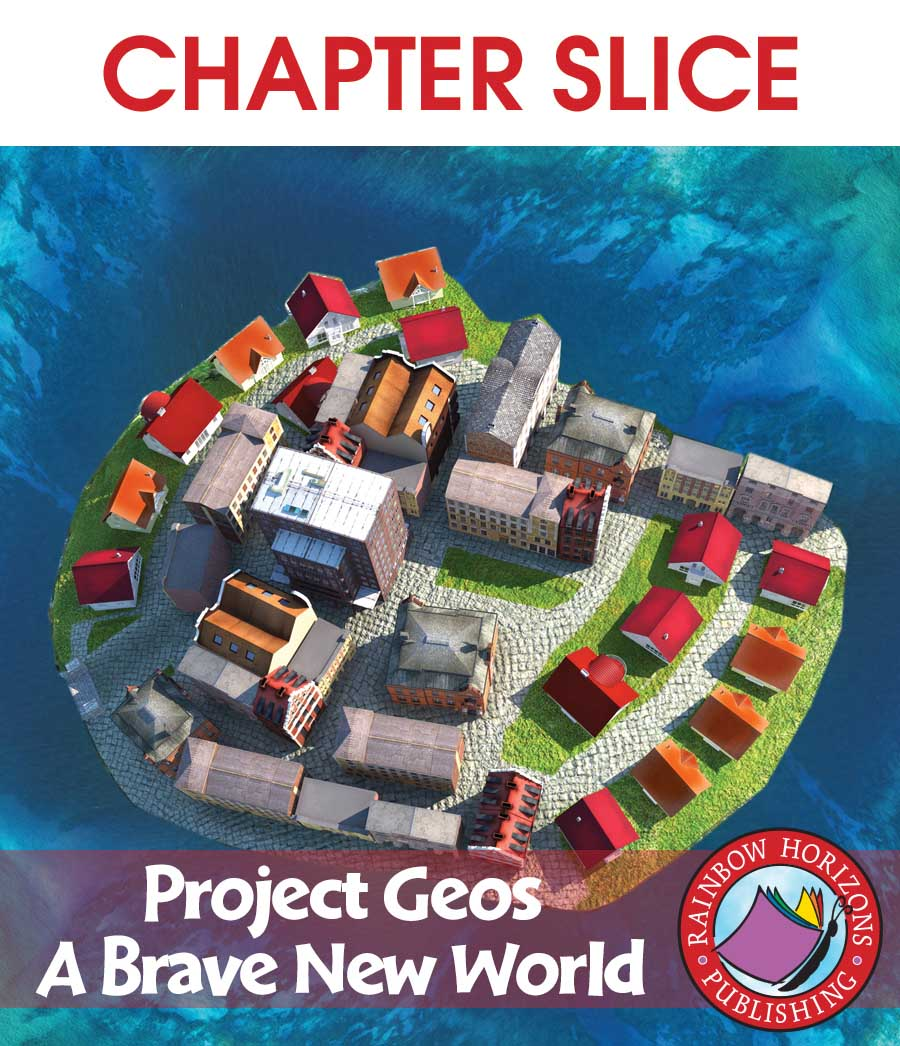Project Geos: A Brave New World Gr. 4-7 - CHAPTER SLICE - eBook