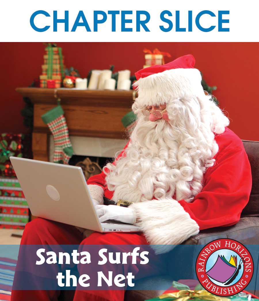Santa Surfs the Net Gr. PK-8 - CHAPTER SLICE - eBook