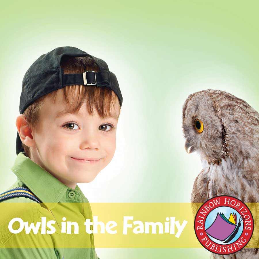 Owls In The Family (Novel Study) Gr. 4-7 - eBook