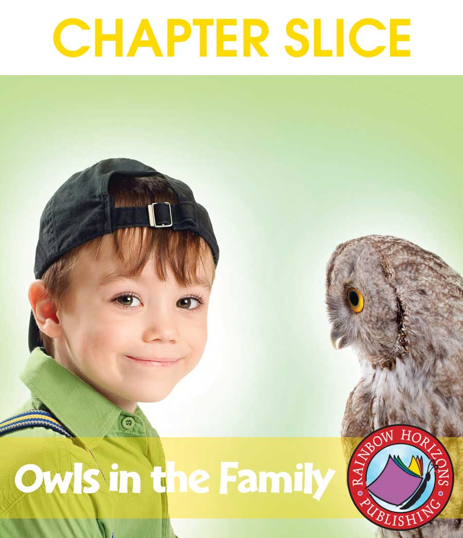 Owls In The Family (Novel Study) Gr. 4-7 - CHAPTER SLICE - eBook