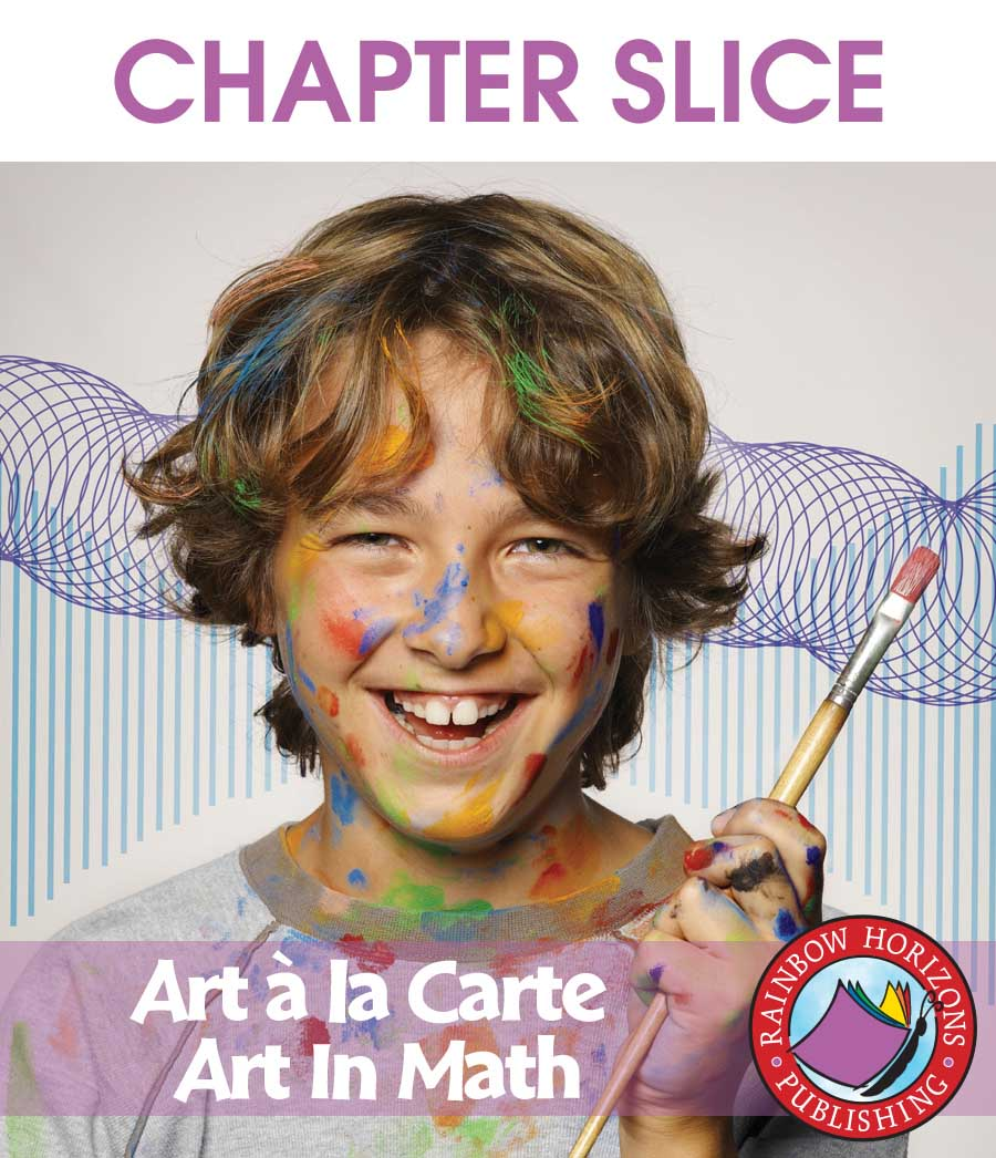 Art A La Carte: Art In Math Gr. 4-7 - CHAPTER SLICE - eBook