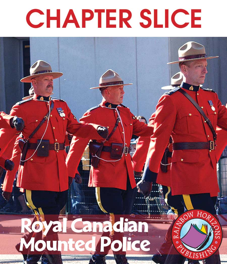 Royal Canadian Mounted Police Gr. 4-6 - CHAPTER SLICE - eBook