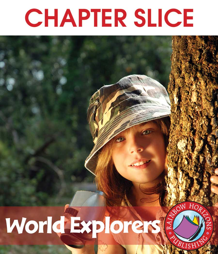 World Explorers Gr. 4-6 - CHAPTER SLICE - eBook