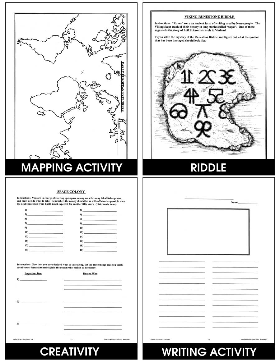 World Explorers Gr. 4-6 - eBook