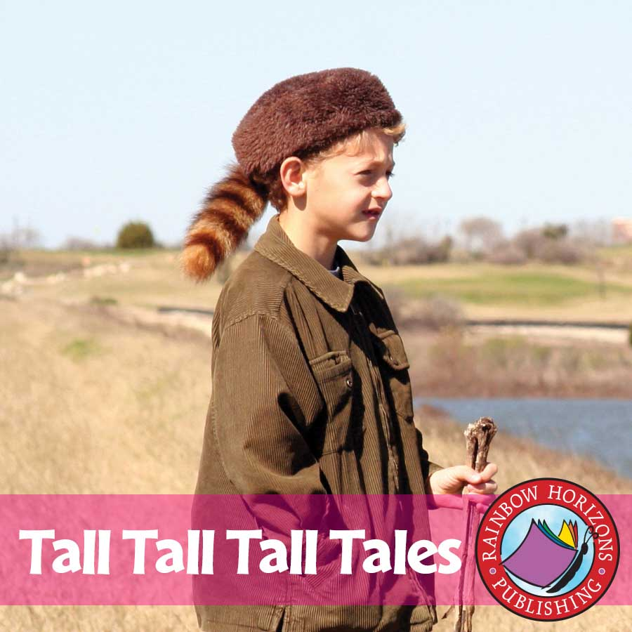 Tall Tall Tall Tales Gr. 4-6 - eBook