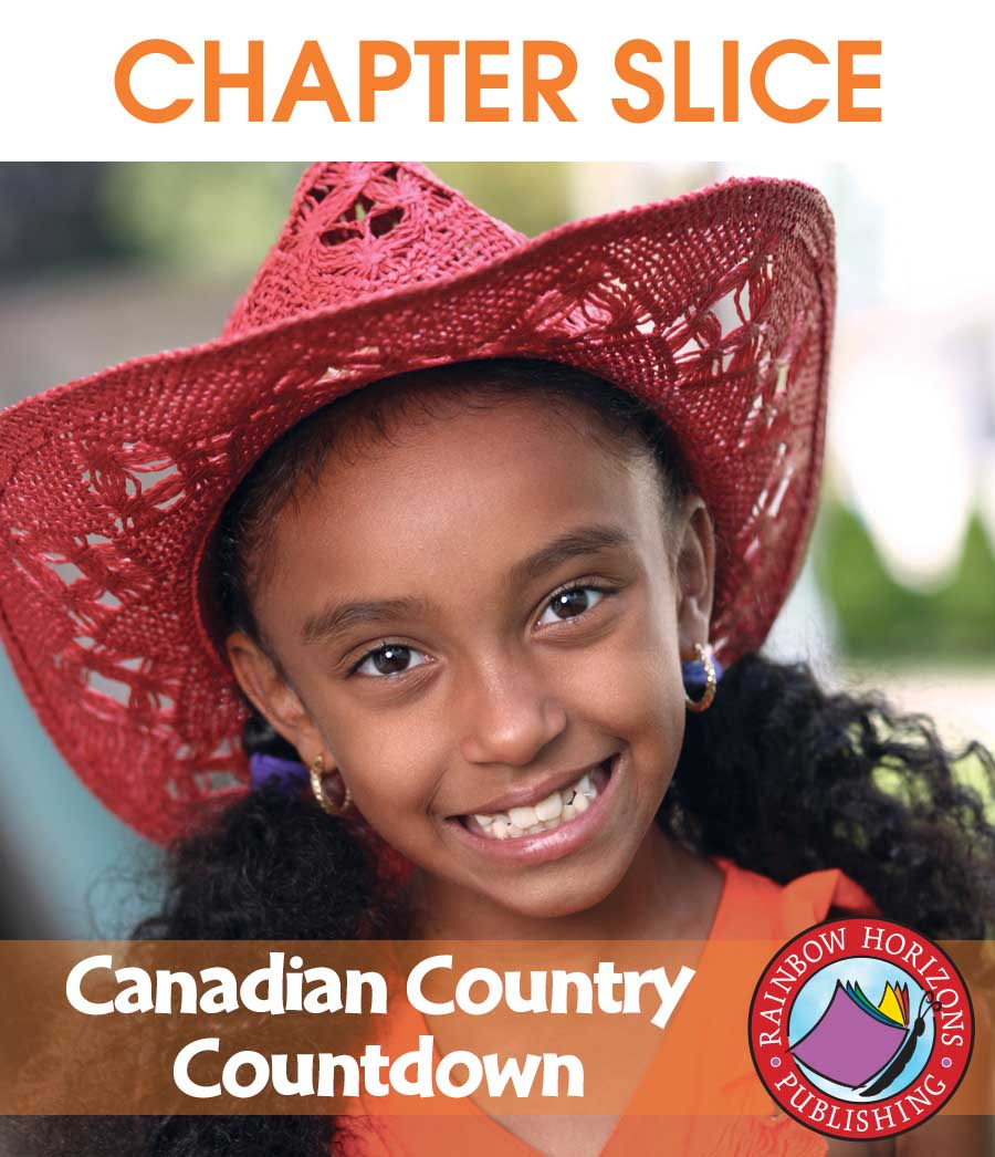 Canadian Country Countdown Gr. 4-6 - CHAPTER SLICE - eBook