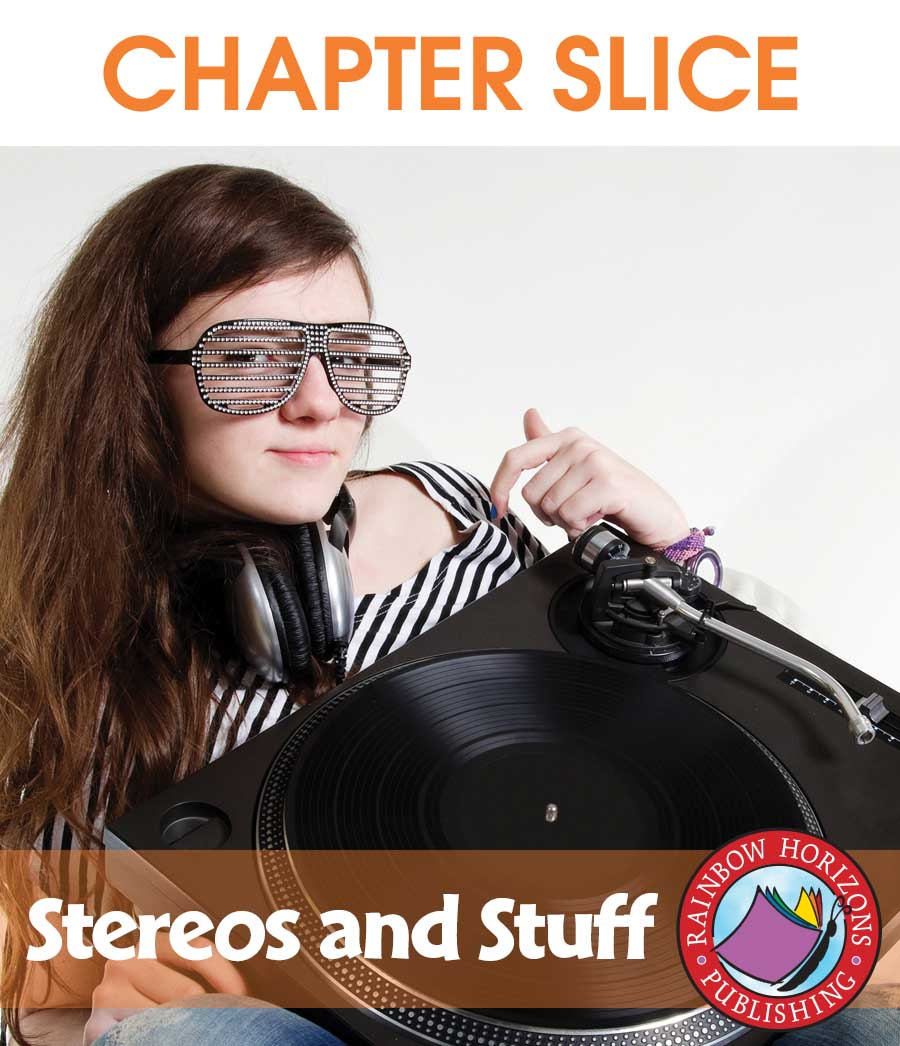 Stereos And Stuff Gr. 6-8 - CHAPTER SLICE - eBook
