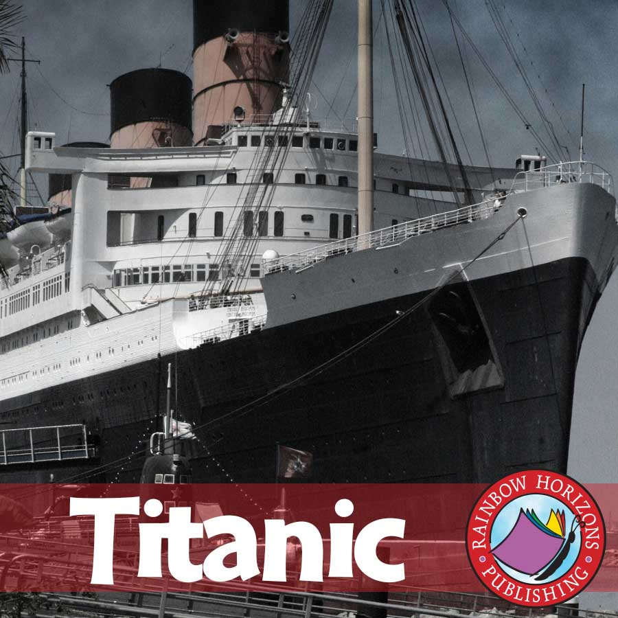 Titanic Gr. 6-9 - eBook